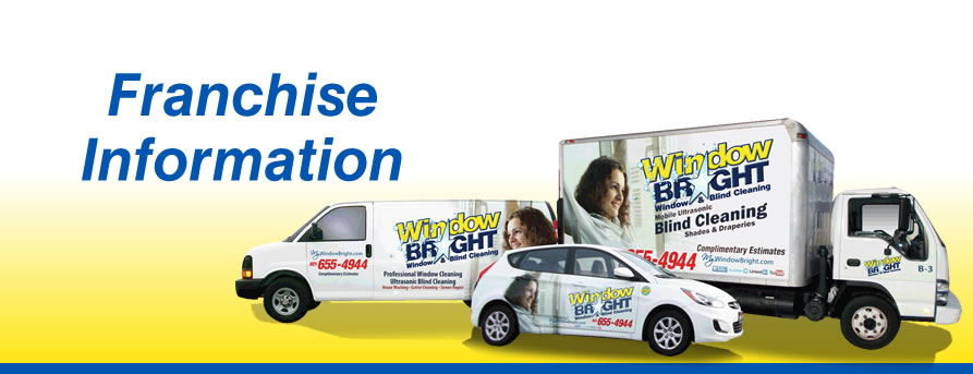 Window Bright Franchise Information